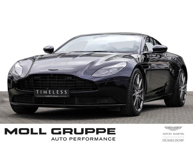 Aston Martin DB11 V12 Ultramarine Black, AMR Upgrade, Carbon, Jahr 2018, Benzin