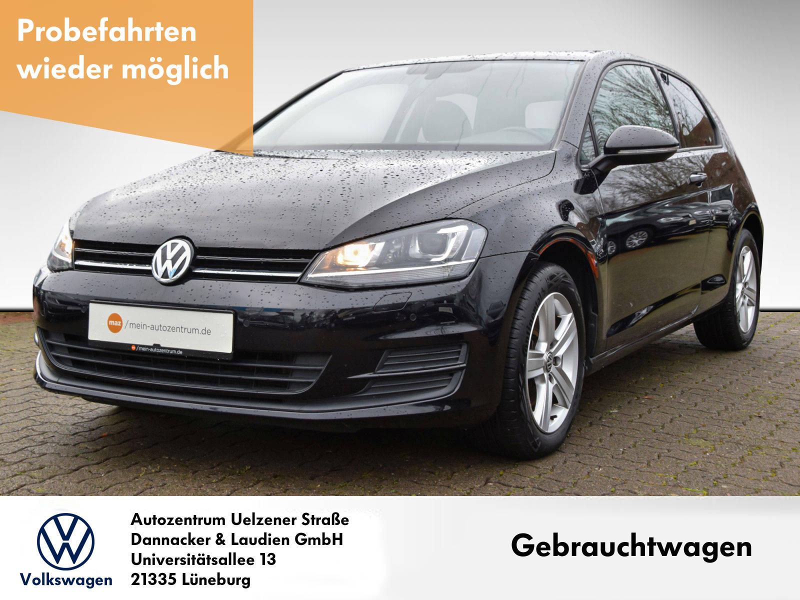 Volkswagen Golf VII 1.6 TDI Comfortline BMT Alu Bi-Xenon Navi Klima Standh. Sitzh., Jahr 2016, Diesel
