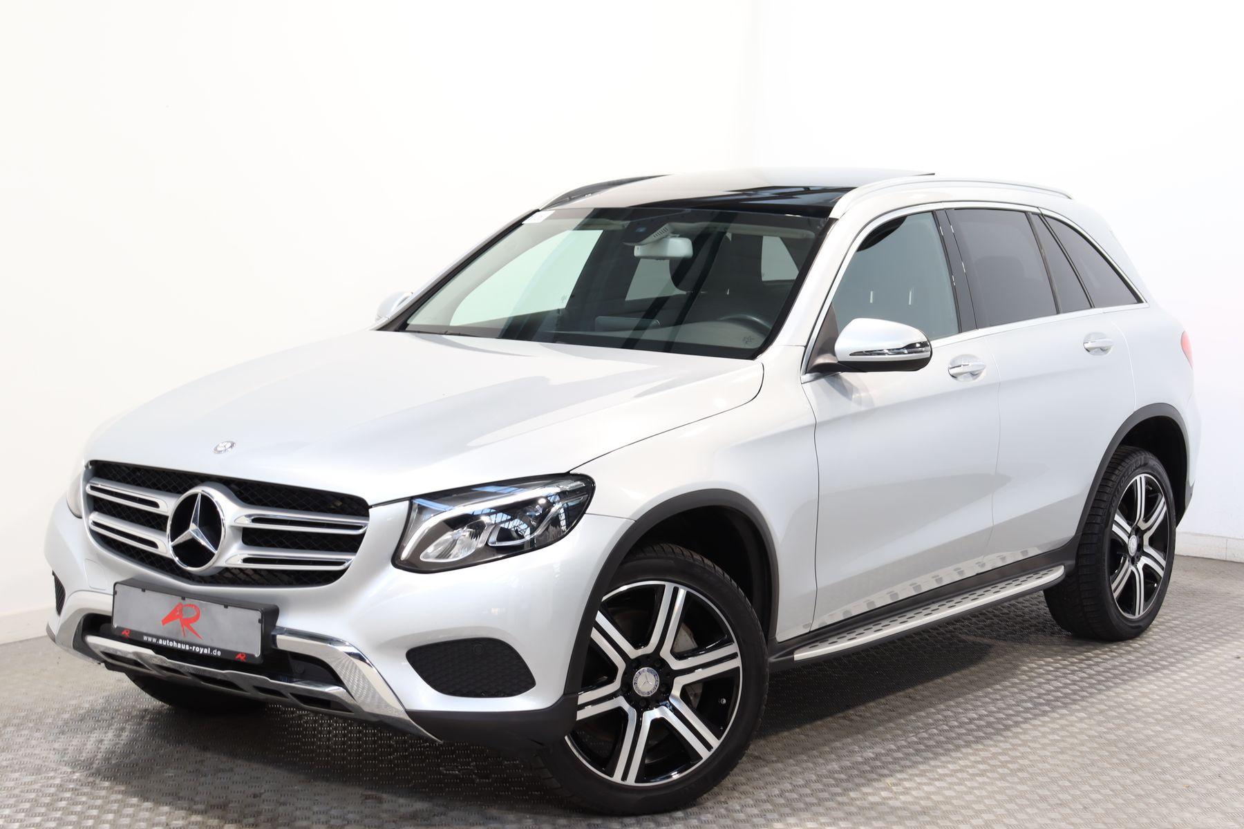 Mercedes-Benz GLC 300 9G 4M TRITTBRETTER,COMAND,KEYLESS,MEMORY, Jahr 2016, Benzin