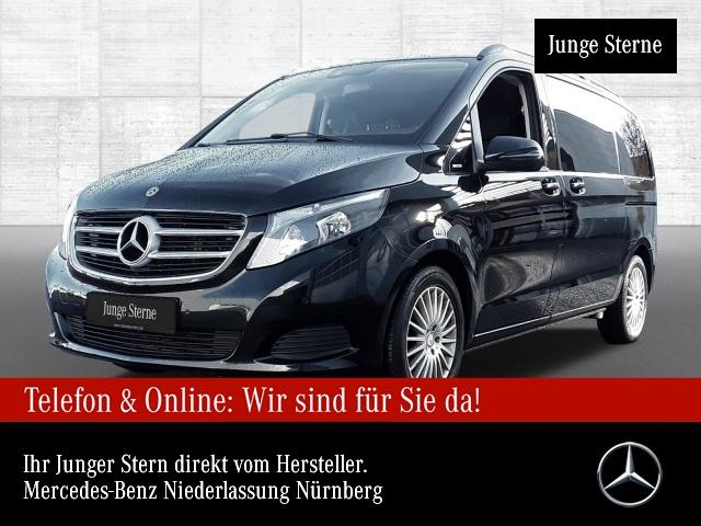 Mercedes-Benz V 220 d EDITION Kompakt Sportp. Navi Spurp. RFK, Jahr 2017, Diesel