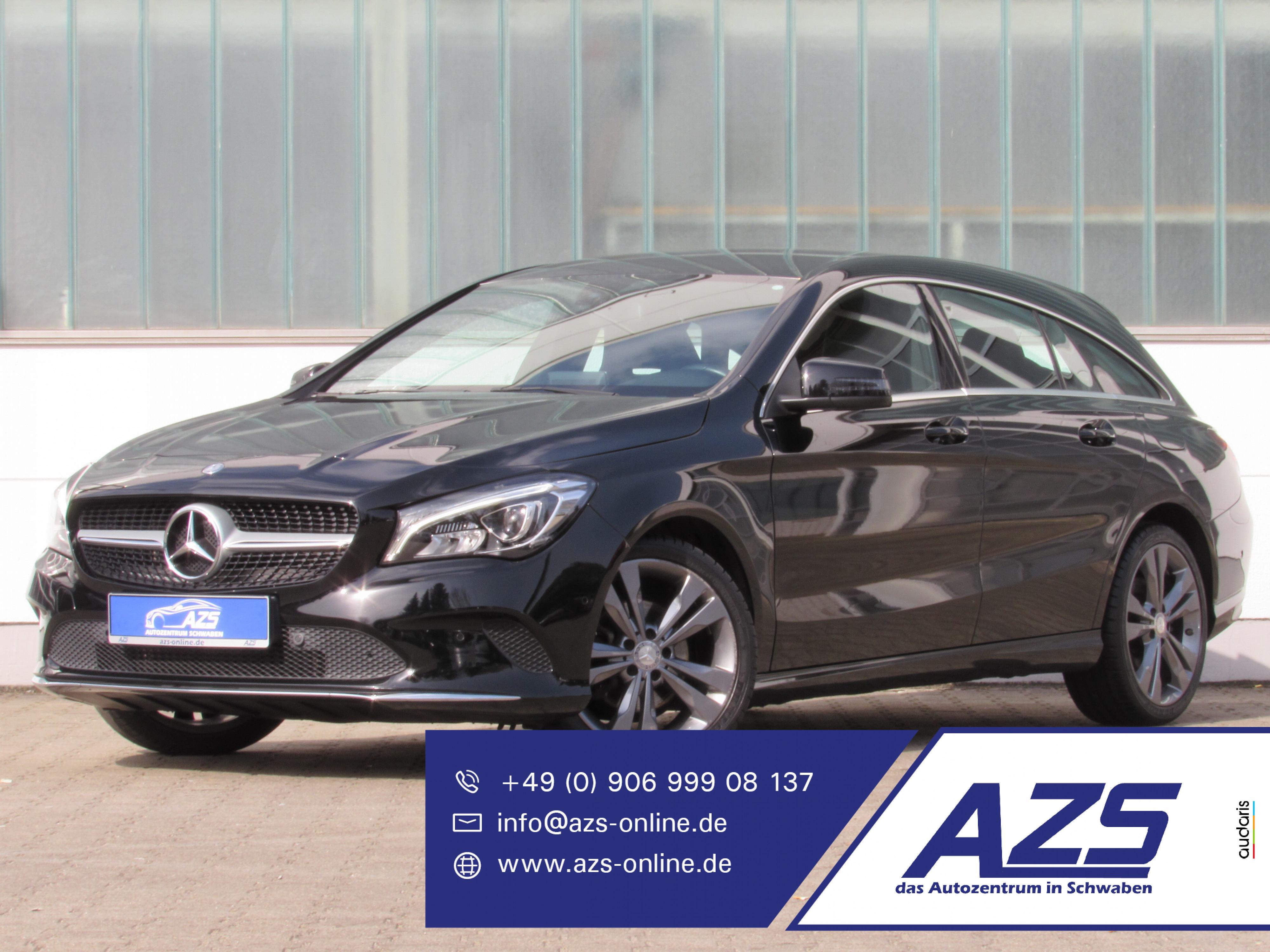 Mercedes-Benz CLA 180 SB SCORE   AZS-SICHERER-ONLINE-KAUF  , Jahr 2016, Benzin