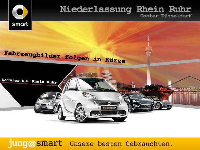 smart fortwo cabrio 52kWmhd SHZ softouch Klima Radio, Jahr 2014, Benzin