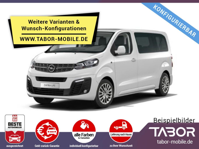 Opel Zafira finanzieren
