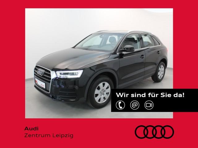 Audi Q3 2.0 TDI quattro *S tronic*Anhängevorrichtung*, Jahr 2018, Diesel