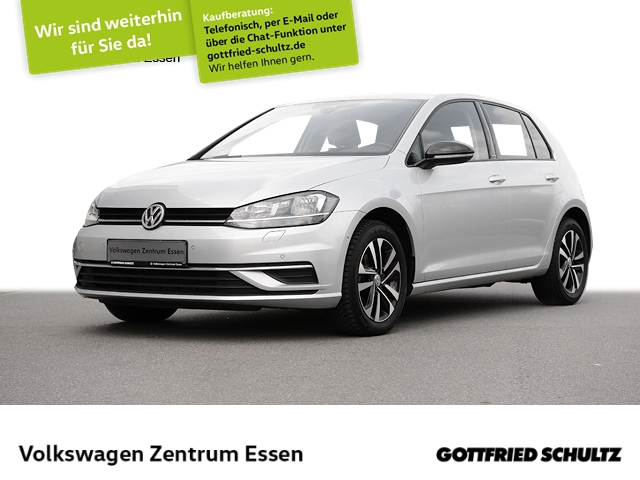 Volkswagen Golf IQ Drive 1.0 Stdhzg. Navi RK SHZ, Jahr 2020, Benzin
