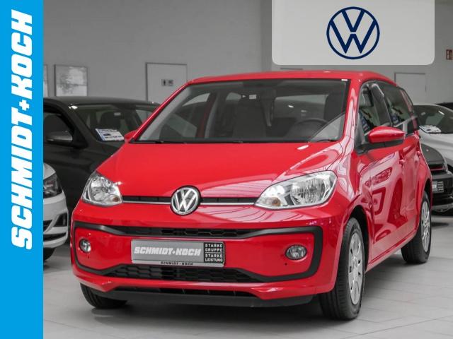 Volkswagen up! 1.0 move up! SHZ, Klima, USB, Jahr 2018, Benzin