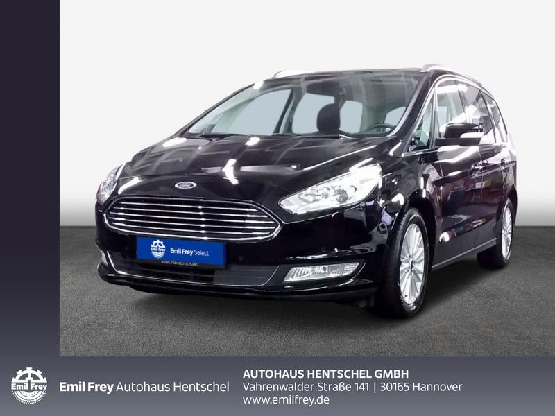 Ford Galaxy 2.0 TDCi Aut. Titanium, Jahr 2016, Diesel