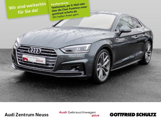 Audi A5 Coupe 3.0 TDI S-tronic S-line B&O MATRI design quattro, Jahr 2018, Diesel