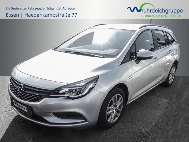 Opel Astra K 1.0 Turbo Selection+Allwetter+PDC+Klima, Jahr 2016, Benzin