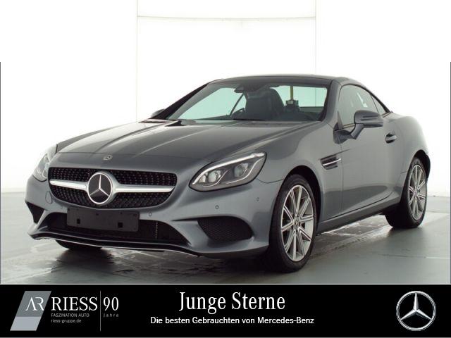 Mercedes-Benz SLC 180 9G Navi LED Distronic Memory Kamera Airs, Jahr 2019, Benzin