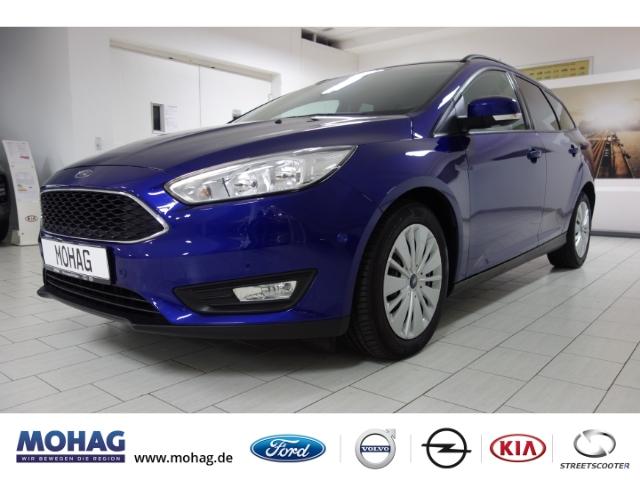 Ford Focus 1.0L EcoBoost*PDC*NAVI*WINTERPAKET*KLIMA*, Jahr 2017, Benzin