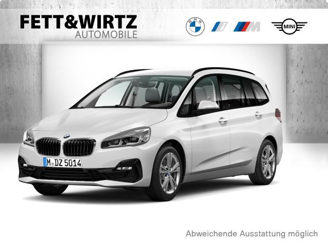 BMW 216 Gran Tourer SportLine Navi SHZ LED DA PDC, Jahr 2019, Benzin