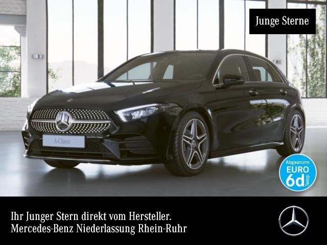 Mercedes-Benz A 180 AMG LED Kamera Spurhalt-Ass PTS Sitzh Temp, Jahr 2019, Benzin