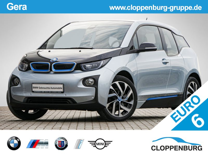 BMW i3 REX/Navi/Sitzheiz./DAB+Hifi H+K/Rückfahrkam. -, Jahr 2016, Hybrid