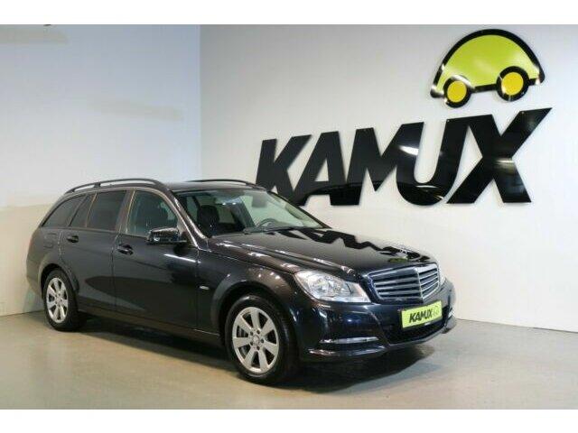 Mercedes-Benz C 200 T CGI Automatik+Navi+2xPDC+Tepomat+LM+, Jahr 2013, Benzin