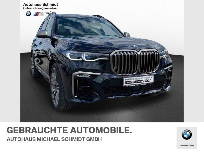 BMW X7 M50d 22 +6-SEATS+B&W+LASER+ACC+LIVE+PLUS+EXECUTIVE+, Jahr 2019, Diesel