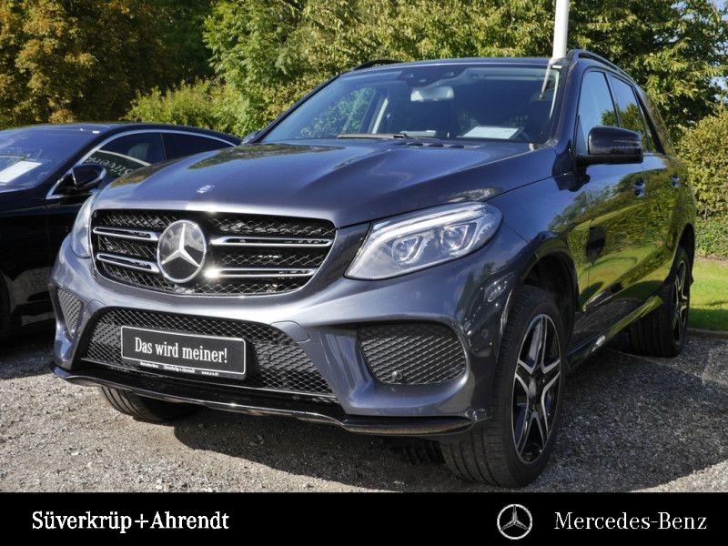 Mercedes-Benz GLE 350 d 4M AMG Line Night Distronic Airmatic, Jahr 2015, diesel