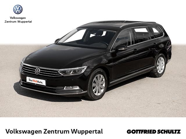 Volkswagen Passat Var. 2,0 TDI Highline DSG LED NAVI LEDER SHZ PDC, Jahr 2017, Diesel