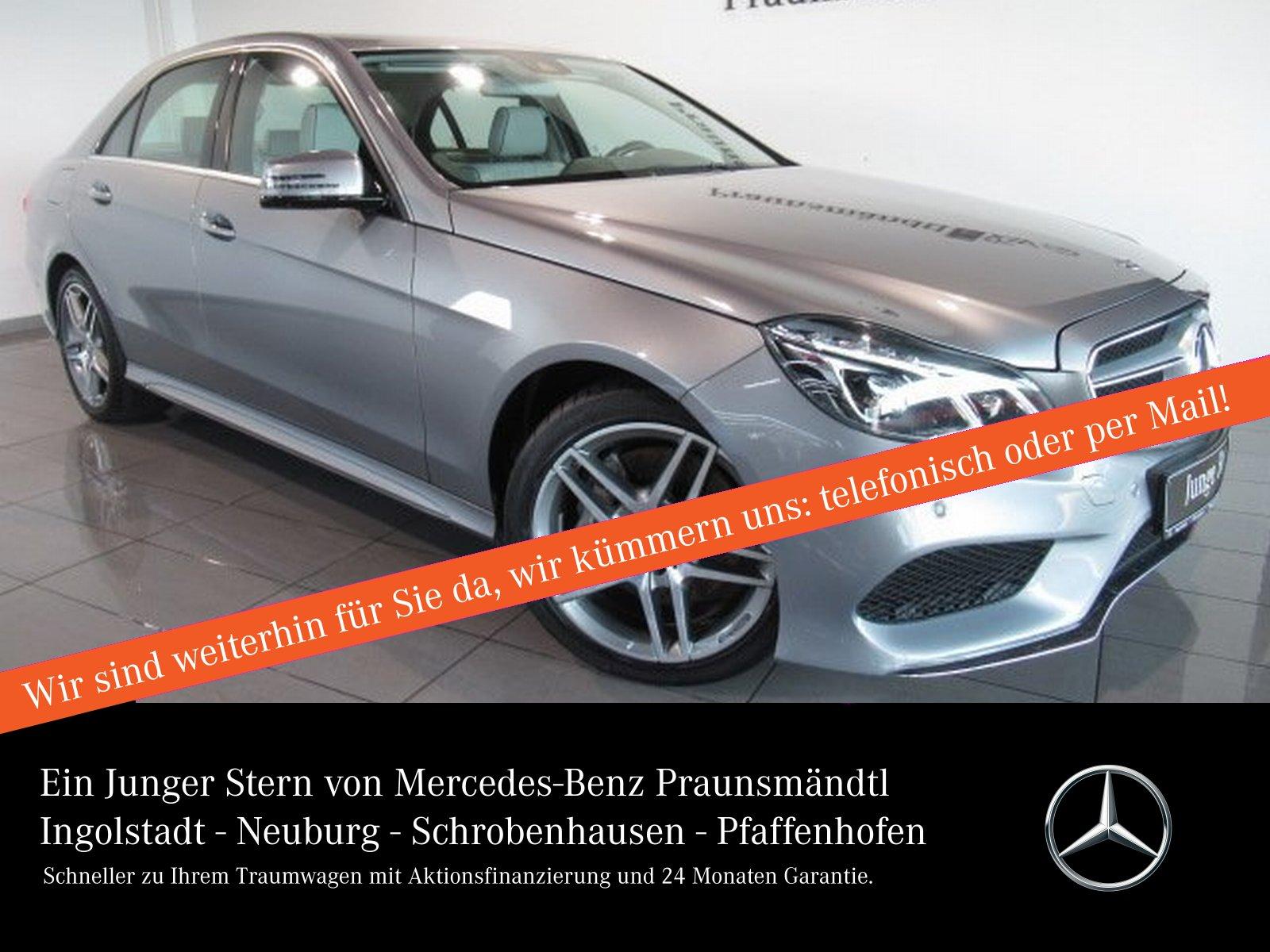 Mercedes-Benz E 400 AMG Comand/LED/ILS/PTS/SHZ/, Jahr 2014, Benzin