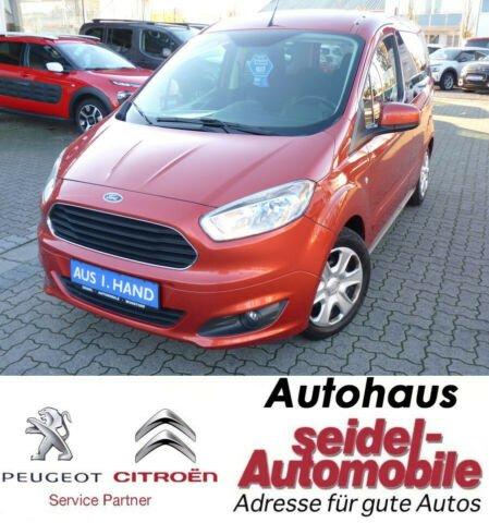 Ford Tourneo Courier 1.0 EcoBoost Trend, 1. Hand, Jahr 2014, Benzin