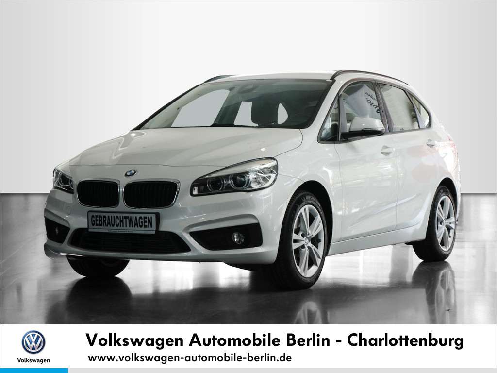 BMW 220 Active Tourer Advantage, Jahr 2016, Benzin