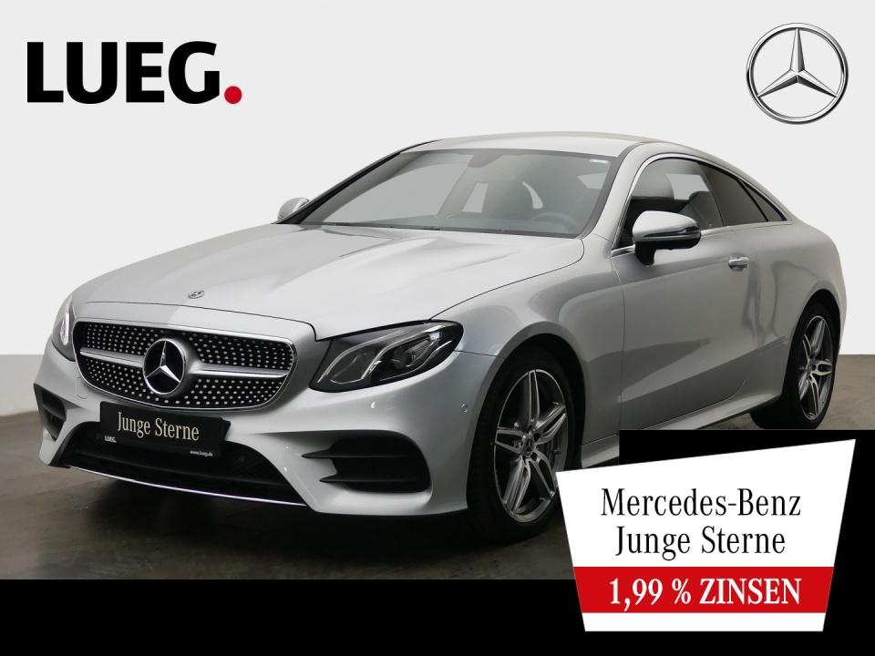 Mercedes-Benz E 200 Coupe AMG+Navi+LED-HP+19''+Totw+CarPlay+36, Jahr 2019, Benzin