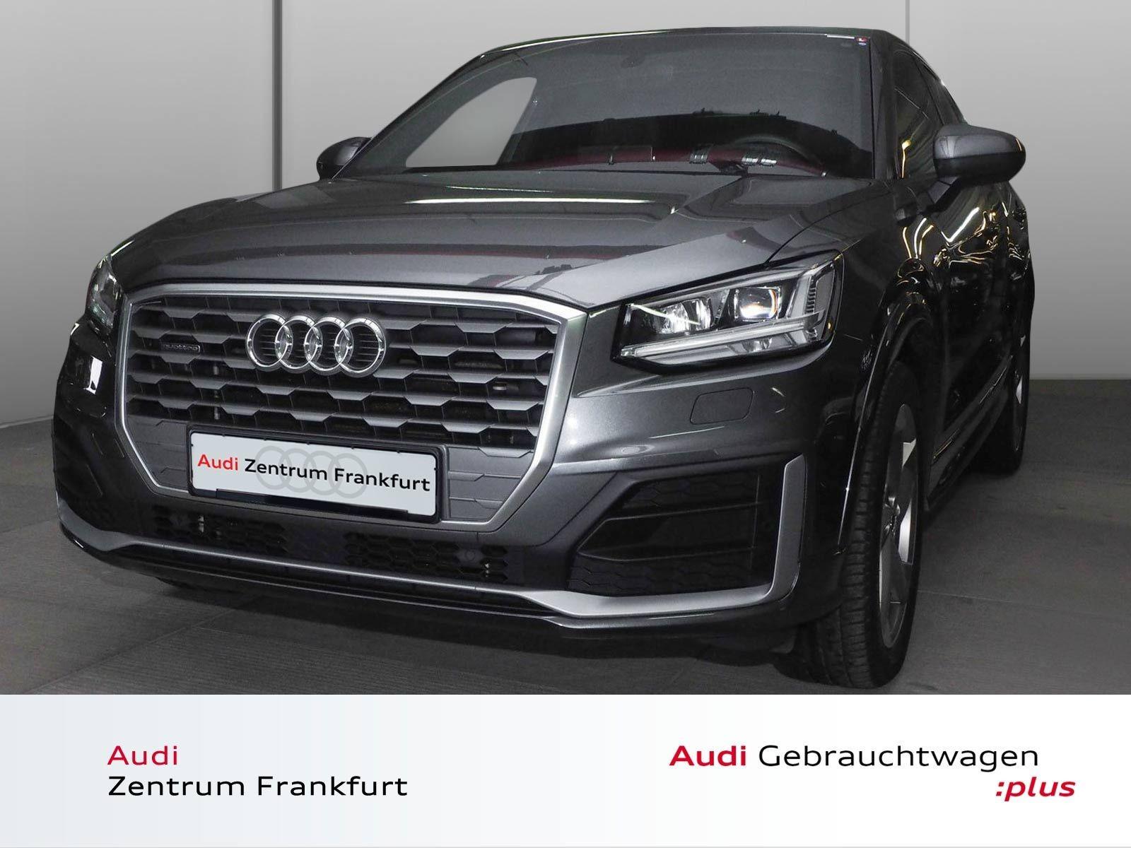 Audi Q2 2.0 TFSI Sport quattro S tronic S line Navi VirtualCockpit Sitzheizung, Jahr 2018, Benzin