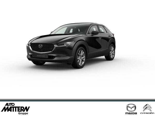 Mazda CX-30 SKYACTIV-G 2.0 M Hybrid 6GS AL-SELECTION, Jahr 2021, Benzin