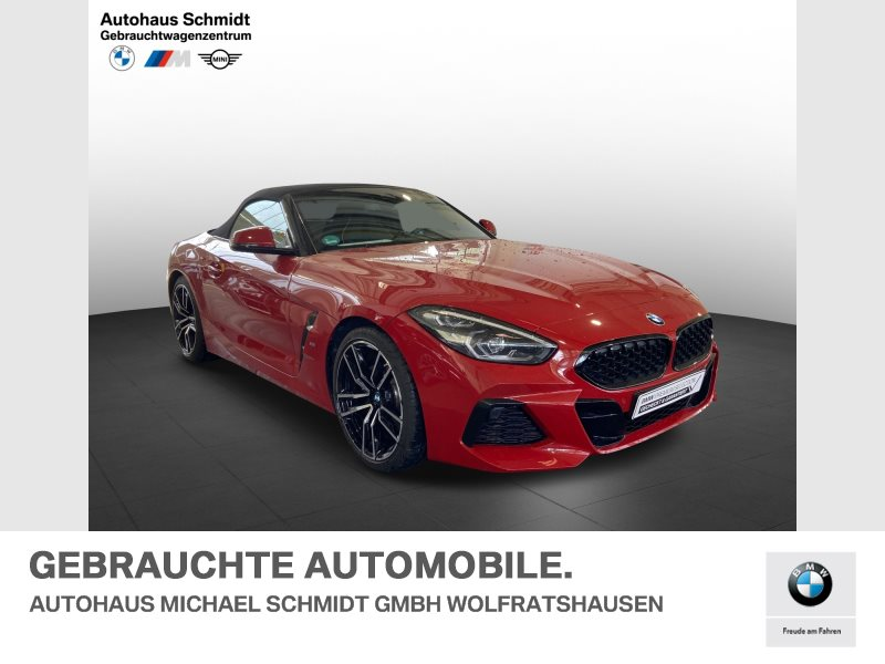 BMW Z4 sDrive20i M Sportpaket*19 Zoll*DAB*HiFi*, Jahr 2020, Benzin