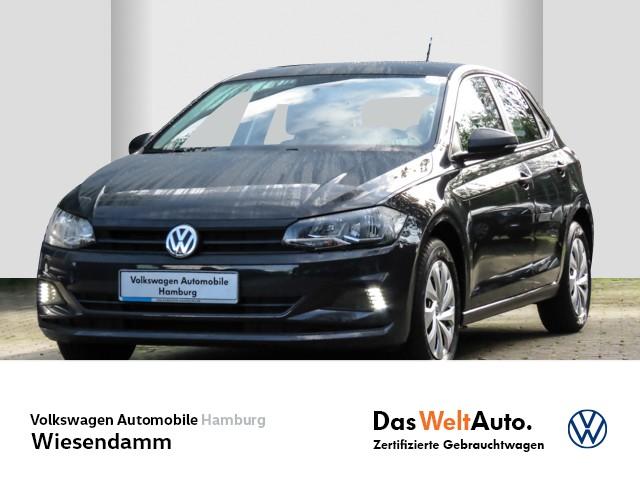 Volkswagen Polo 1,0 ZV Klimaanlage ESP 4 Türen, Jahr 2018, Benzin
