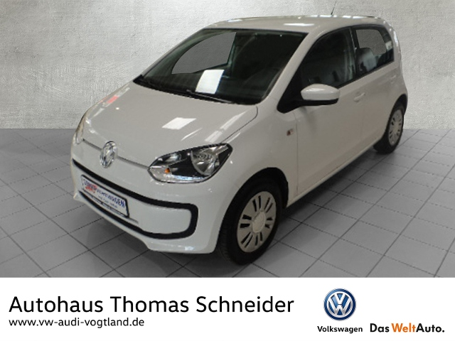 Volkswagen up! move 1.0 Cool&Sound, Jahr 2015, Benzin