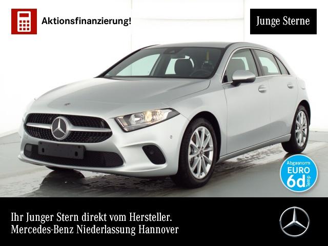 Mercedes-Benz A 200 Progressive Navi Premium Kamera Spurhalt-Ass, Jahr 2019, Benzin