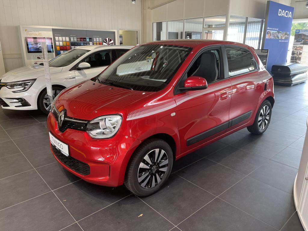 Renault Twingo SCe 65 PS LIMITED, Jahr 2021, Benzin