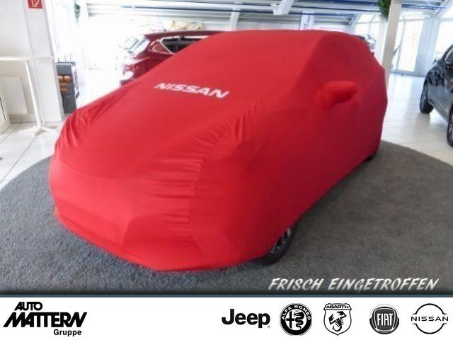 Nissan Micra Acenta 1.2 Comfort Plus Paket Klimaautom., Jahr 2015, Benzin