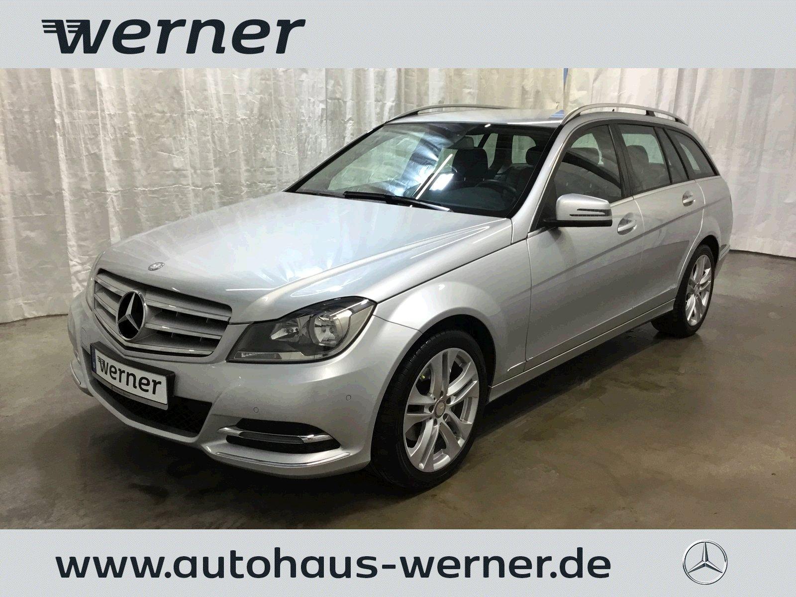 Mercedes-Benz C 220 CDI T Avantgarde BE DPF Automatik+Navi+PTS, Jahr 2013, Diesel
