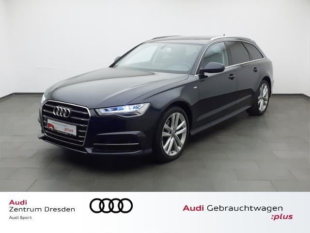 Audi A6 Avant 2.0 TDI ultra S-line LED-SW Navi, Jahr 2017, Diesel