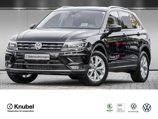 Volkswagen Tiguan Highline 2.0 TDI DSG LED Navi ActiveID er, Jahr 2019, Diesel