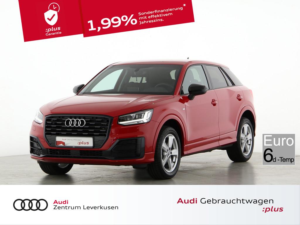 Audi Q2 sport 30, Jahr 2019, Diesel