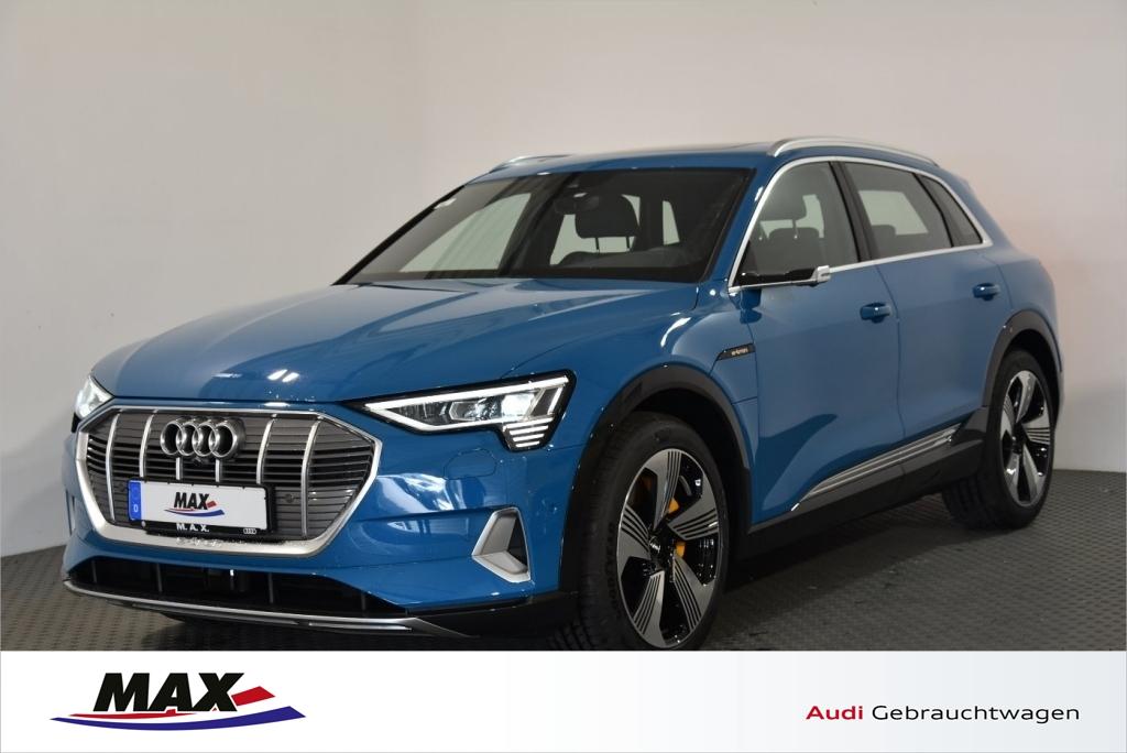 Audi e-tron advanced 55 quattro 265 kW e-tron EDTION, Jahr 2019, Elektro