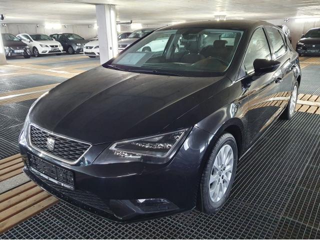 Seat Leon Style 1.4 TSI Start/Stopp *AHK/Voll-LED*, Jahr 2013, Benzin