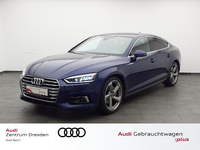 Audi A5 Sportback 2.0 TDI Sport quattro Matrix LED, Jahr 2018, Diesel