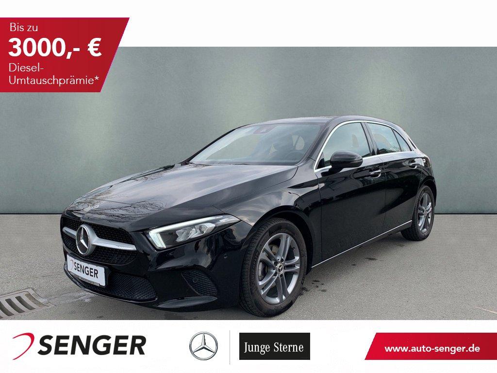 Mercedes-Benz A 180, Jahr 2020, Benzin