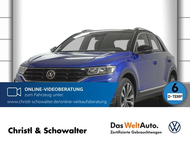 Volkswagen T-Roc Sport HL 2.0 TDI DSG Stdhzg. Pano Bluetooth, Jahr 2019, Diesel
