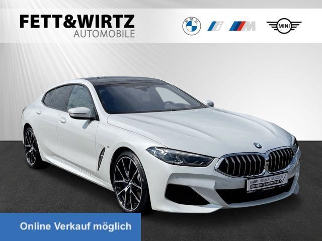 BMW 840i Gran Coupe *600 Km* Leas. ab 938,- br.o.Anz, Jahr 2020, Benzin