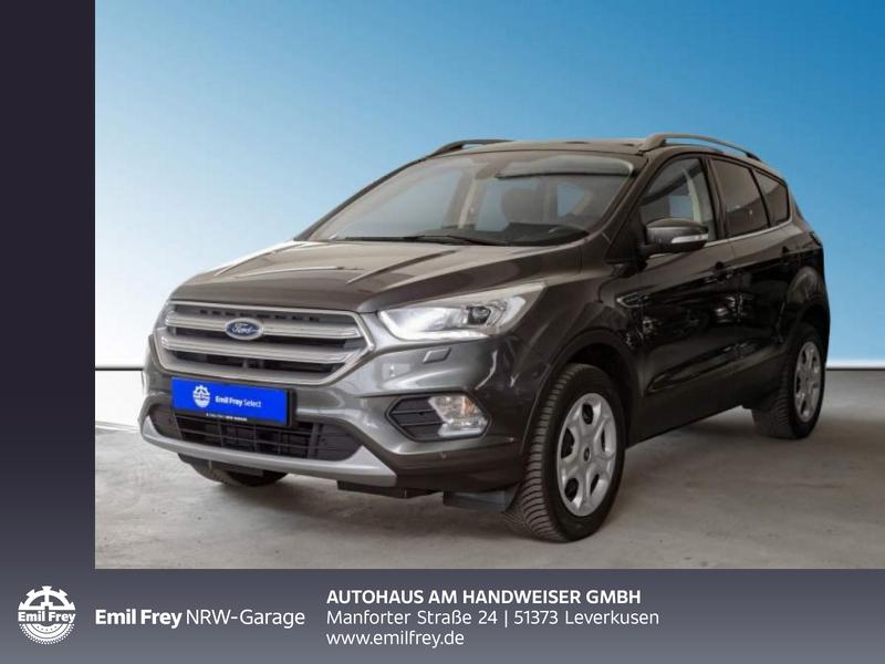 Ford Kuga 1.5 EcoBoost 2x4 Cool & Connect, Easy-Driver 2, Sicht-Paket, Winter-Paket, Jahr 2019, Benzin