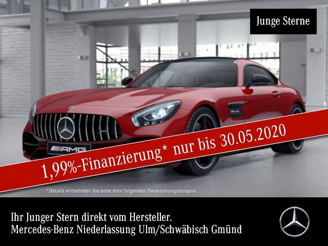 Mercedes-Benz AMG GT Navi LED Vollleder Klima Einparkhilfe, Jahr 2019, Benzin