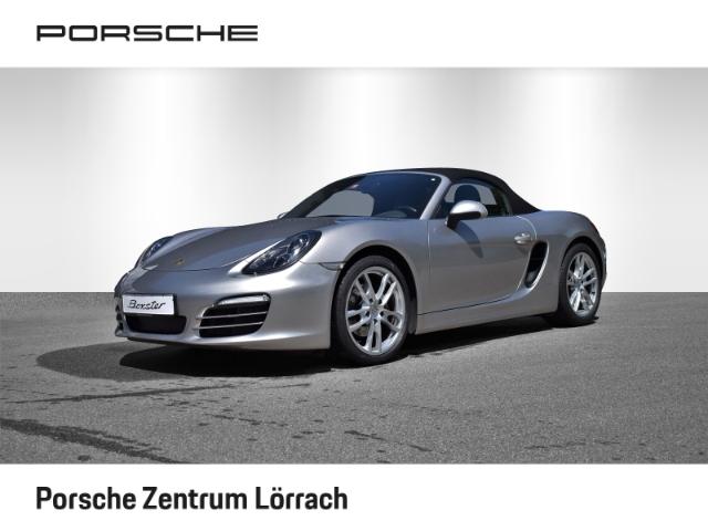 Porsche Boxster, Jahr 2013, Benzin