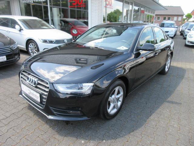 Audi A4 Limousine Ambiente 1.8 multitronic NAVI XENON, Jahr 2012, Benzin