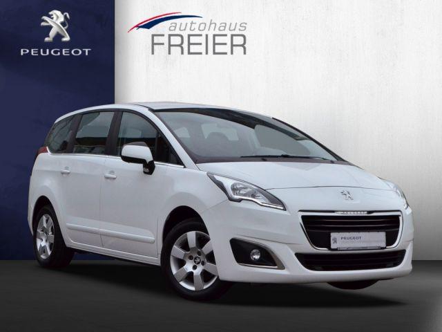 Peugeot 5008 BlueHDI 120 S&S Active *GARANTIE*, Jahr 2015, Diesel