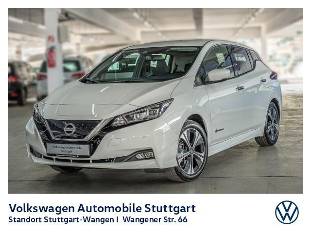 Nissan Leaf Nissan Leaf Tekna 40kWh, Jahr 2018, Elektro